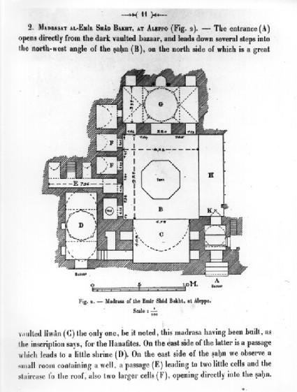 Madrasa of Shadbakht al-Ma`ruf (al-Shadbakhtiyya)