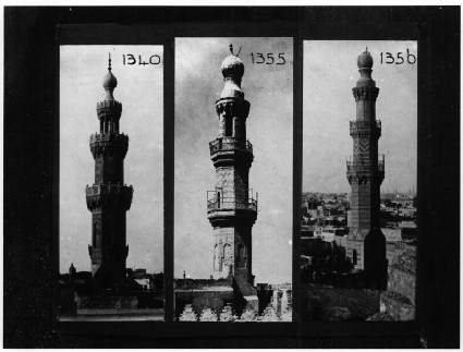 Minarets of al-Maridani, Shaikhu and similar to Sarghitmish
