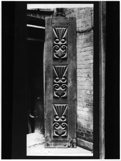 Door from Samarra found at Takrit
