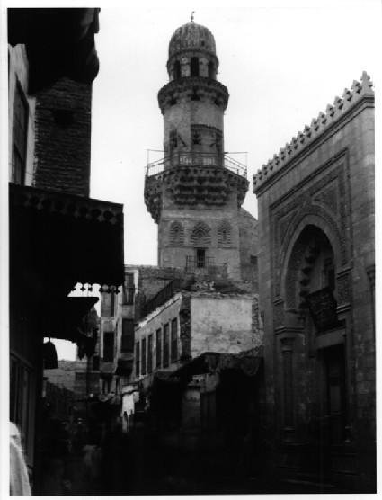 Madrasa of Sultan Salih Najm al-Din Ayyub