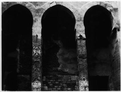 Palace of Amir Bashtak before restoration