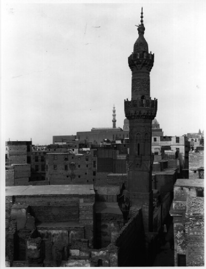 Mosque of Khushqadam al-Ahmadi