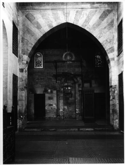 Madrasa of Amir Inal al-Atabaki (al-Yusufi)