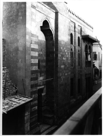 Mosque of `Abd al-Ghani al-Fakhri (al-Banat)