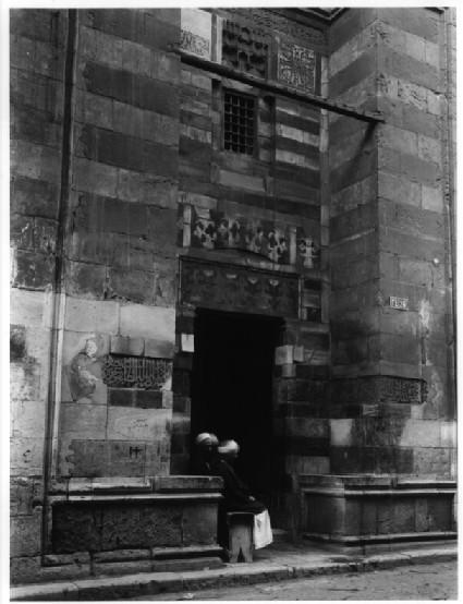 Mausoleum of Amir Taghri Bardi (al-Saliba)