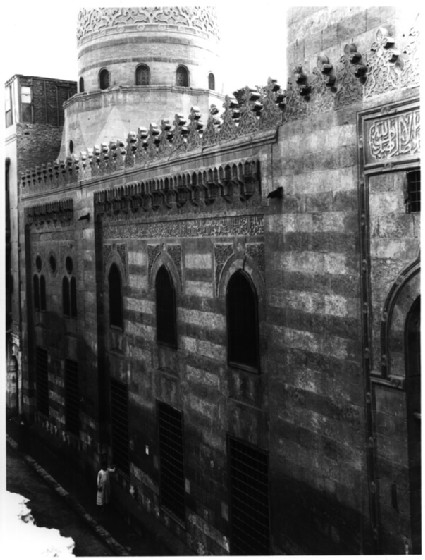 Mosque and Mausoleum of Janim al-Bahlawan