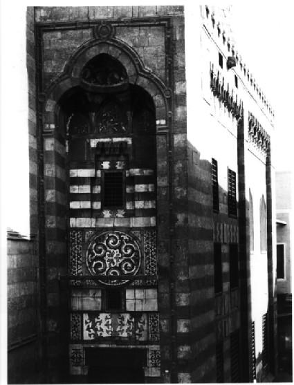 Mosque of Qajmas al-Ishaqi (Abu Huraiba)