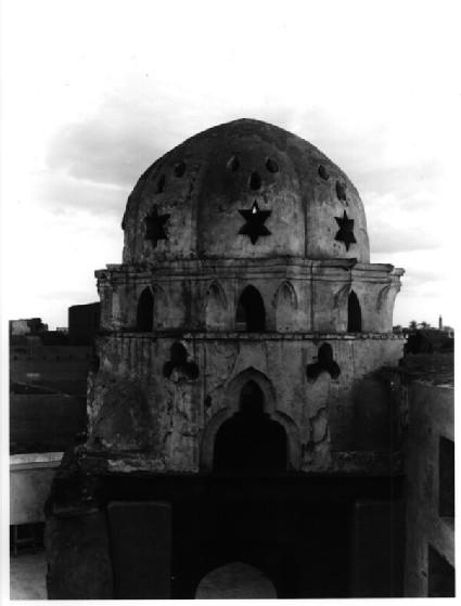 Mausoleum adjacent to Great Mosque of Qus