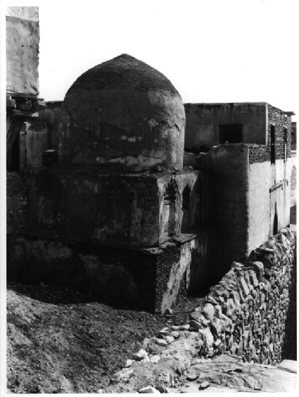 Mausoleum of Muhammad al-Hasawati