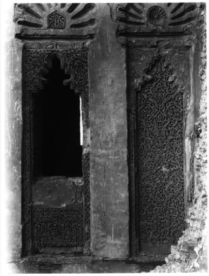 Minaret above Bab al-Akhdar (Mosque of Sayyidna al-Husain)