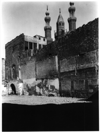 Mosque of al-Salih Tala'i`