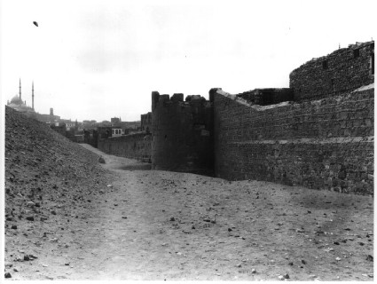 City Walls: East Wall
