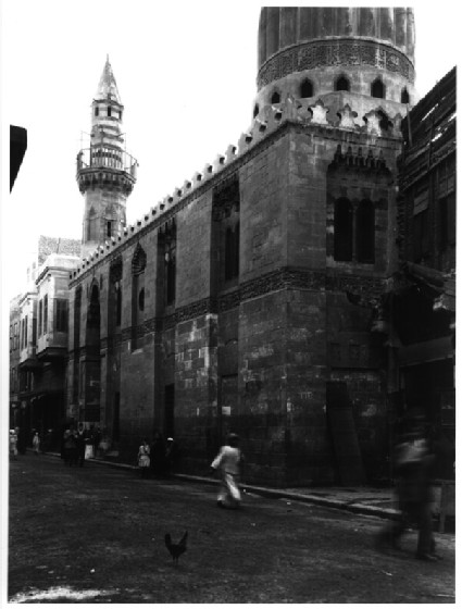 Mosque of Ahmad al-Mihmandar