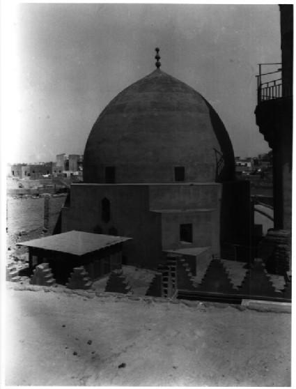 Khanqah and Mausoleum of Sultan Baibars al-Jashankir