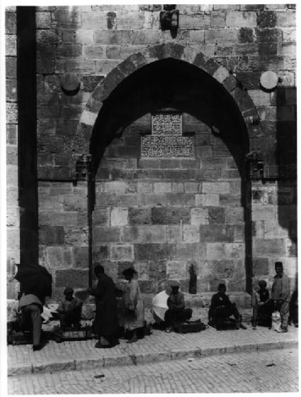 Bab al-Khalil (Jaffa Gate)