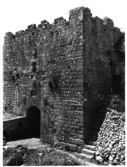 Bab al-Sahira (Herod's Gate)