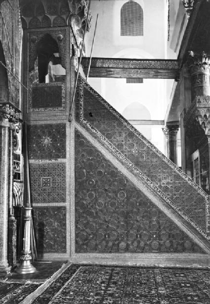 Mosque of al-Aqsa