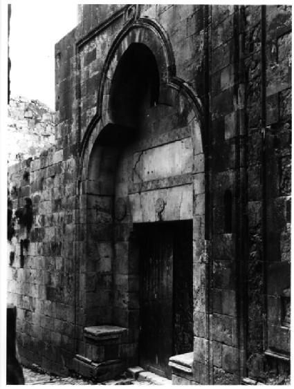 Gate on Khassaki Sultan