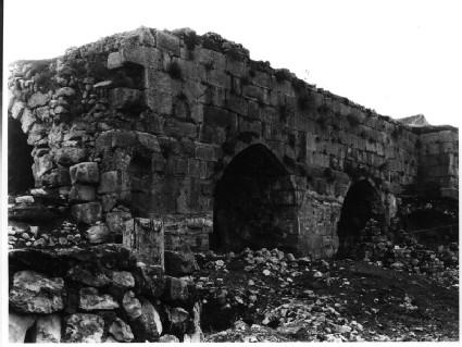 Jami` al-Masakin (formerly Hospital of St. John), from north
