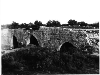 Jisr Jindas, north side