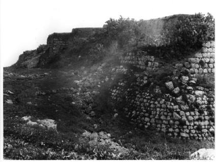 Kaukab al-Hawa (Belvoir Castle), north side