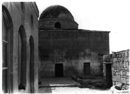 Mausoleum of Musa ibn `Abdullah al-Nasiri