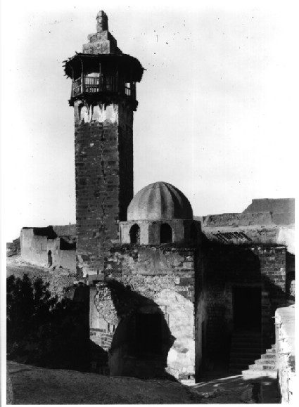Mausoleum of Abu'l-Fida