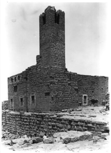 Mosque near south-east reservoir