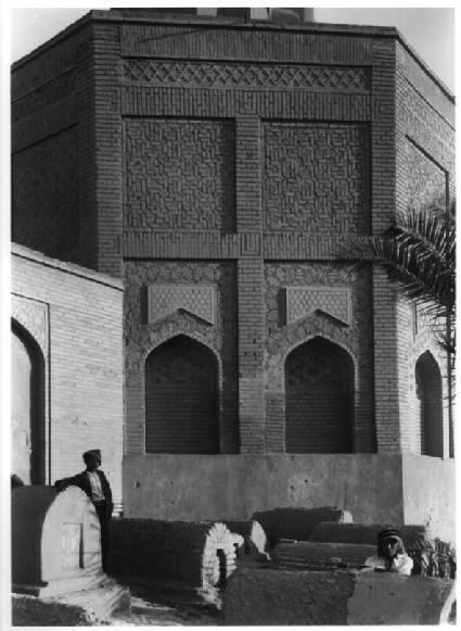 Mausoleum of Zubaida