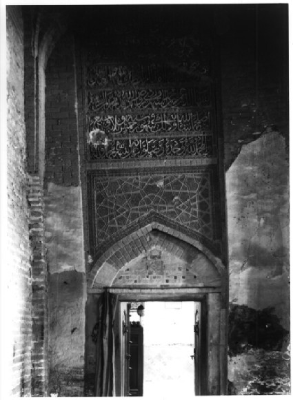 Mausoleum of al-Suhrawardi
