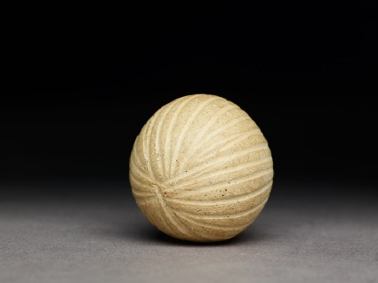 Terracotta marble or ball