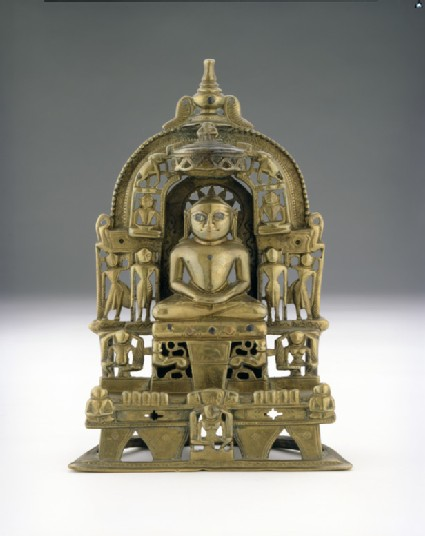 The Tirthankara Kuntunatha