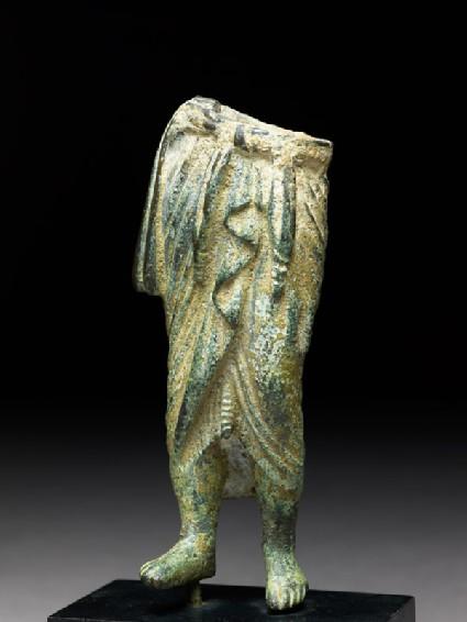 Fragmentary standing figure