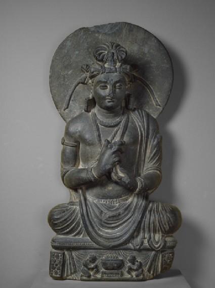Seated Bodhisattva Shakyamuni