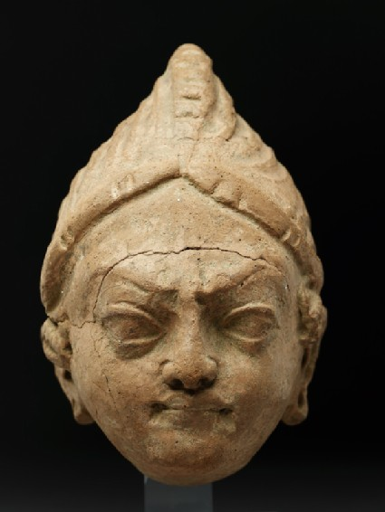 Head of a warrior