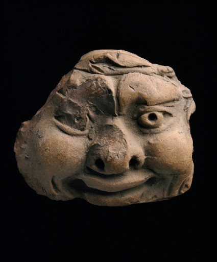 Grotesque, originally from a vase
