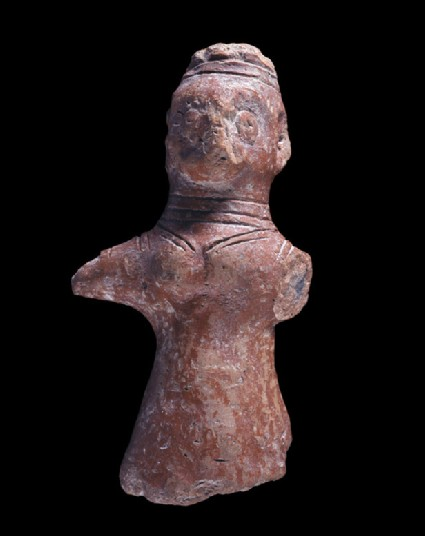 Figure of a female