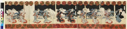 The Dance at Furuichi for the Hisakataya Group, 2