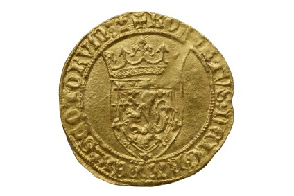 Scottish gold coin of Robert III