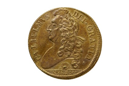 British gold coin