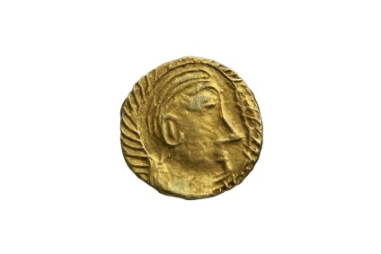 Anglo-Saxon gold coin