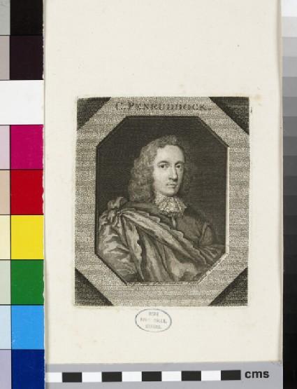 Portrait of C. Penruddock