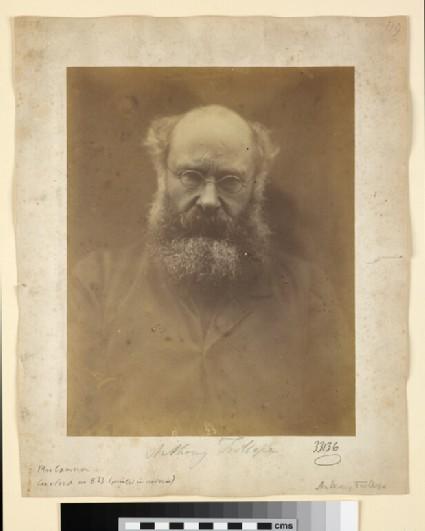Portrait of Anthony Trollope