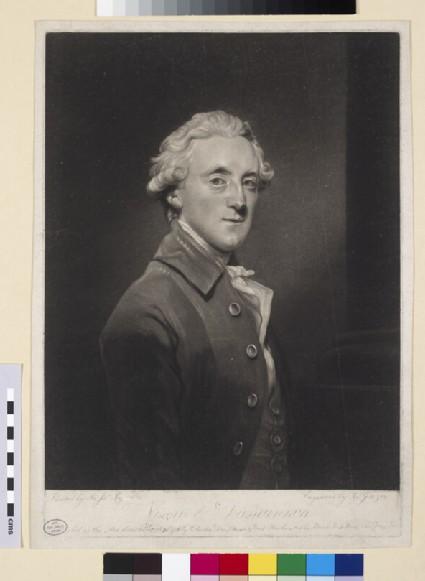 Portrait of VisCountess Duncannon