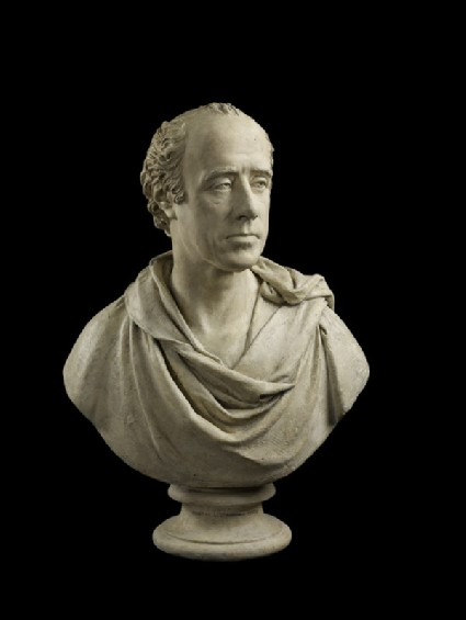 Bust of Robert Dundas of Arniston, Lord Chief Baron of the Exchequer of Scotland (1758-1819)