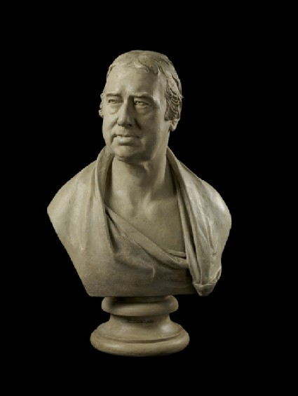 Bust of Thomas Dundas, 1st Baron Dundas of Aske (1741-1820)