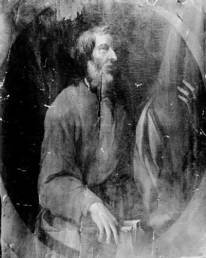 Portait of a Saint, possibly St Andrew