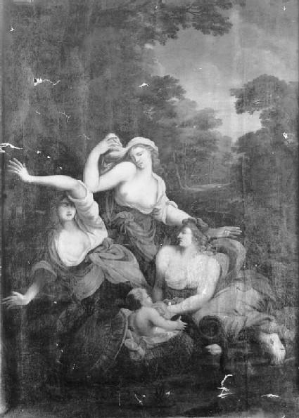 The Birth of Erichthonius