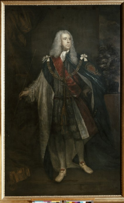 Charles Fitzroy, 2nd Duke of Grafton