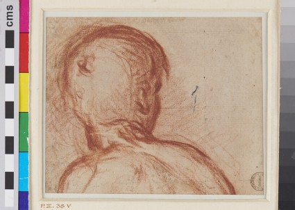 Recto: A Mother and Child